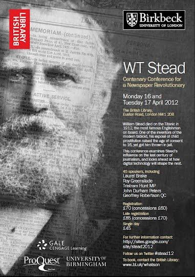 stead conference poster